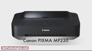 видео принтер canon pixma mp230 инструкция