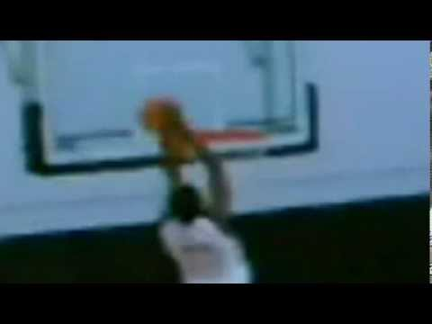 Florida College Player Rips Rim Off During Game
