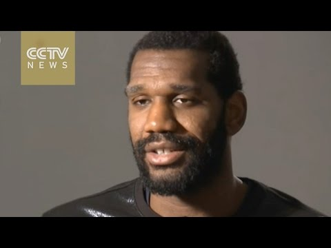 Basketball player Greg Oden shares his CBA stories as he leaves Jiangsu Dragons