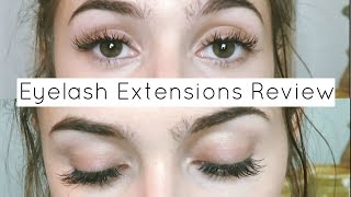 Why I DONT LIKE My Eyelash Extensions.