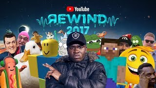 The Real YouTube Rewind 2017