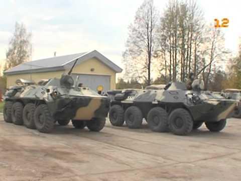 Командно-штабные учения РВСН