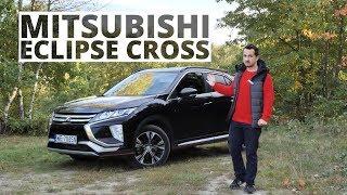 Mitsubishi Eclipse Cross w piasku - porównanie ośki z S-AWC