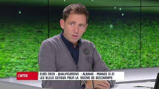 """VIDEO: Bleus : """"Quitte à avoir du mal à gagner, autant devenir une équipe dure à battre"""", estime Riolo"""