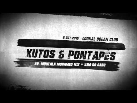MVULA &  XUTOS e PONTAPÉS - PROMOTIONAL VIDEO