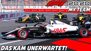 F1 2020 MyTeam Karriere #4: Hanoi Strategie Chaos! | Formel 1 2020 My Team Gameplay German