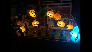 Bajka Świnka Peppa po polsku 2019 Halloween Party cukierek albo super zings, cukierek albo moji pops