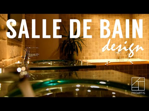 Salle de Bain Design - Romain Miroiterie Services (HD)