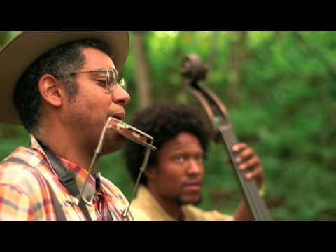 On The Farm (S03E02) Dom Flemons - 'Til The Seas Run Dry @Pickathon 2015