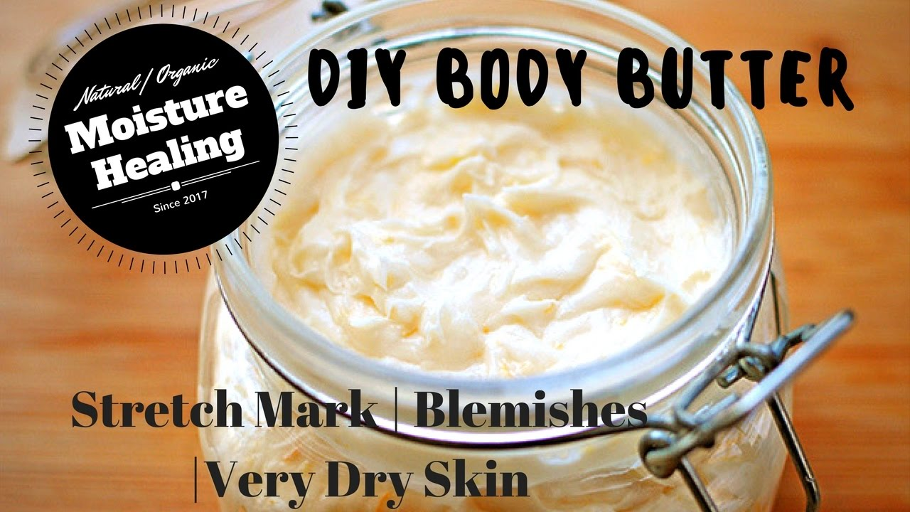 DIY WHIPPED BODY BUTTER WITH COCONUT