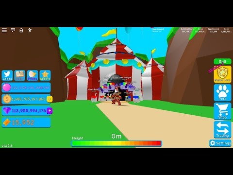 Roblox Bgs God Tamer Bubble Gum Simulator Update 53 Meteor Event Youtube