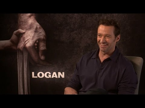 Hugh Jackman lost it when he met his celebrity crush
