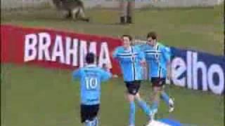 Gol de Mario Fernandes - AvaÃ- x Grêmio - Brasileirão - 25_09_2011.flv