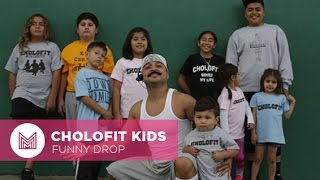 Creeper runs an after-school program, teaching kids CholoFit techni...