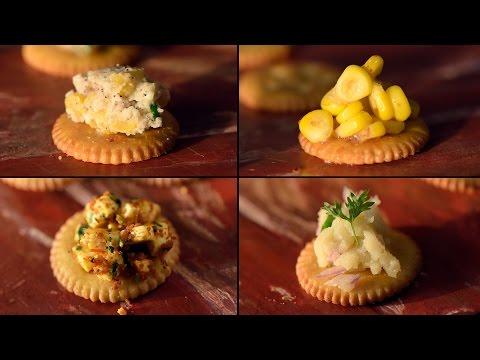 Desi Monaco Bites Recipe | How to Make Desi Monaco Bites