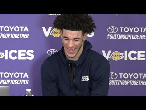 Lonzo Ball Answers Questions From Fans