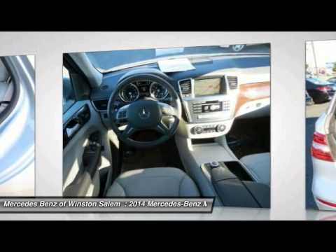 2014 mercedes benz m class winston salem nc p6869 youtube. Black Bedroom Furniture Sets. Home Design Ideas