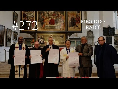 #272 Justification Betrayed by 'Reformed Church Body' with Romanism | MEGIDDO RADIO
