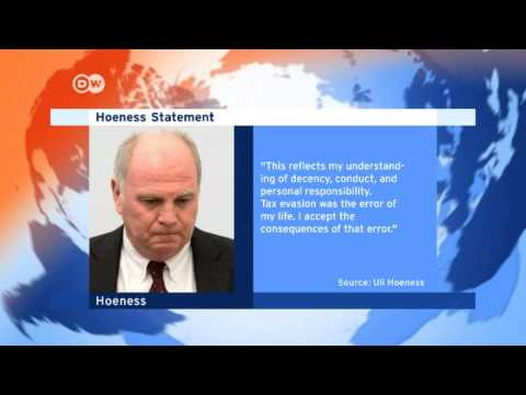 Bayern boss Hoeness accepts jail sentence | Journal