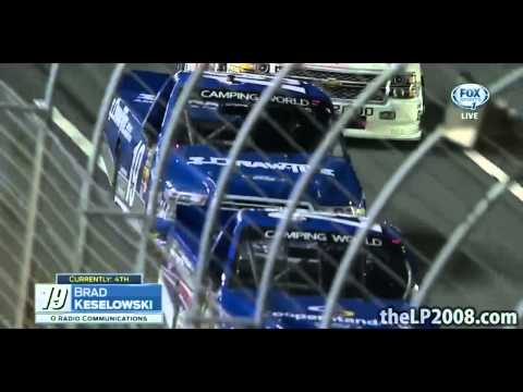 2014 NC Education Lottery 200 at Charlotte Motor Speedway - NASCAR Camping World Truck Series [HD]