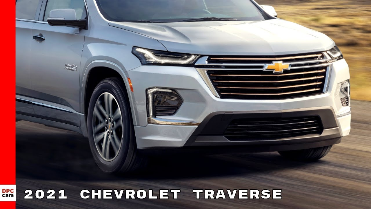 2021 Chevy Traverse Reviews