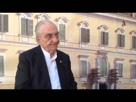 Intervista a Gualtiero Marchesi - Alma Viva Festival -  Reggia di Colorno, Parma 2013