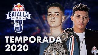 TEMPORADA 2020 | RED BULL BATALLA DE LOS GALLOS