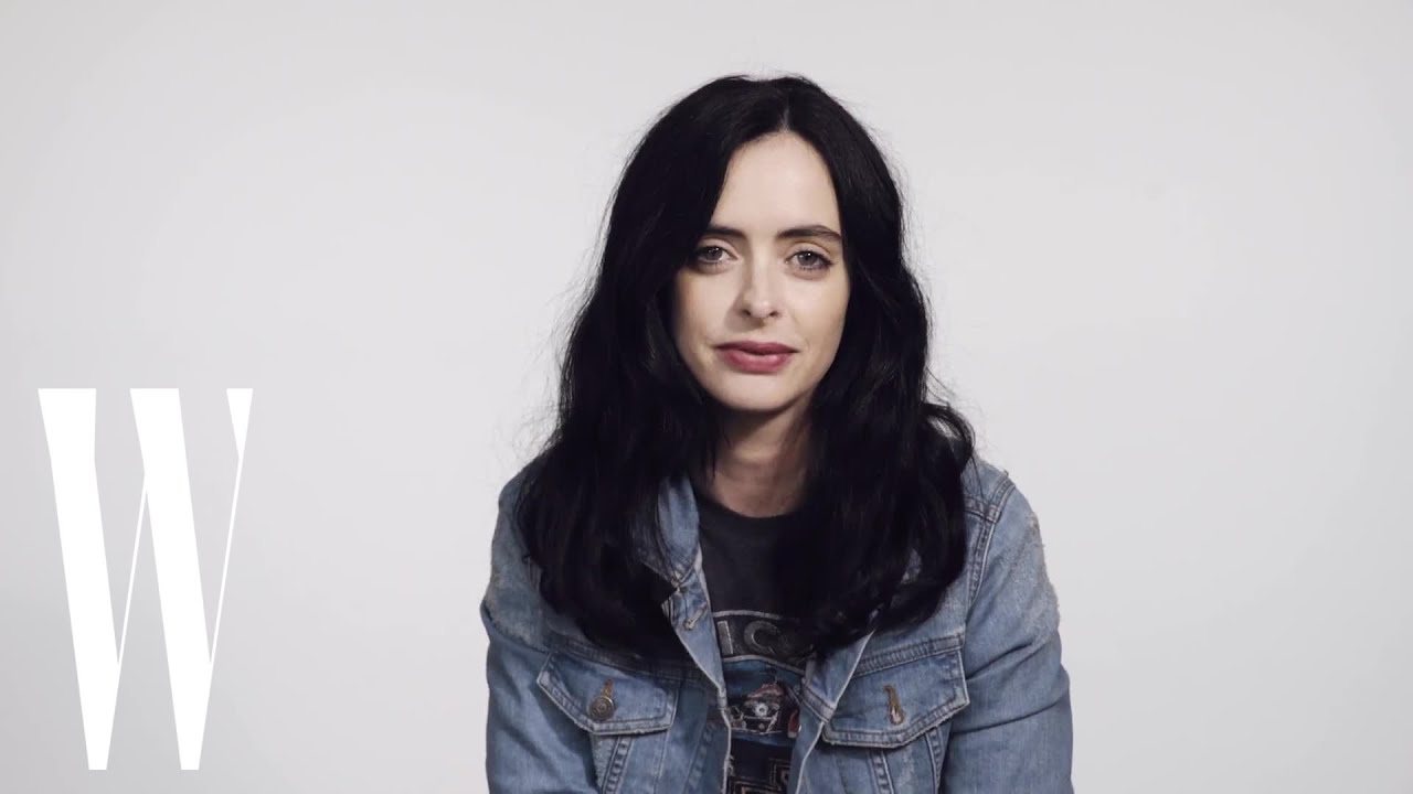 Krysten Ritter Watches All the TV, and Has Lots of ...