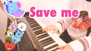 BTS (防弾少年団) - Save ME -Japanese Ver.-