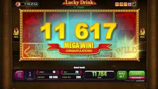 Игровой Автомат Lucky drink (Черти) - Обзор Бесплатной Версии