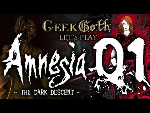 Amnesia The Dark Decent | Part 1 - I'm Gonna DIE!!! (April Fool's)