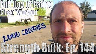 """2,000 Calories Full Day of Eating 