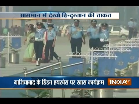 Indian Air Force Day: Balakot heroes steal the show, Abhinandan flies past in MiG-21 Bison from YouTube · Duration:  4 minutes 28 seconds