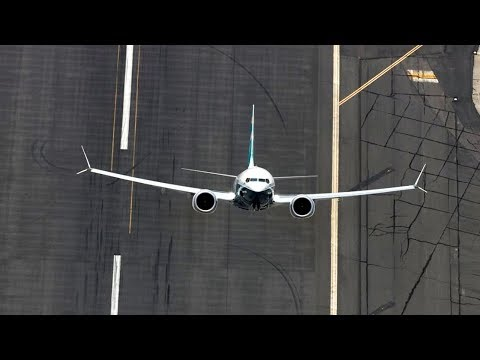 Как испытывают пассажирские самолеты