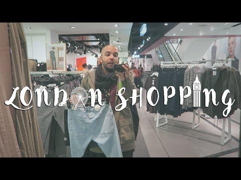 London Calling, London Shopping   ShaanMu with Jaqueline Fernandez