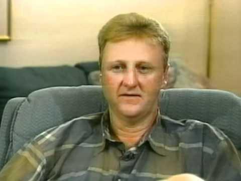 Larry Bird Jokes About Bill Walton