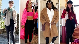 Ten People Style The Same Pair Of Athletic Tights // Presented by Athleta and BuzzFeed
