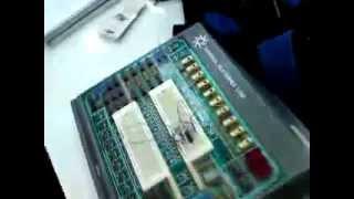 Circuito MUX com o CI 7400