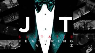 Justin TImberlake feat. Jay-Z - Suit & Tie (Firebeatz Radio Edit) (Audio) (1080i HD)