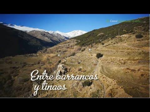 Comarca de La Alpujarra, entre barrancos y tinaos. Granada