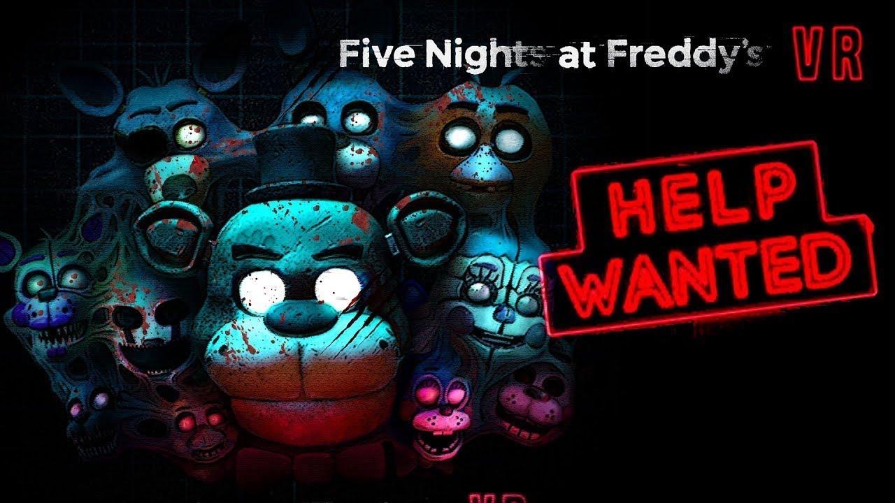 Fnaf Vr Help Wanted Nightmare Foxy - Novocom.top