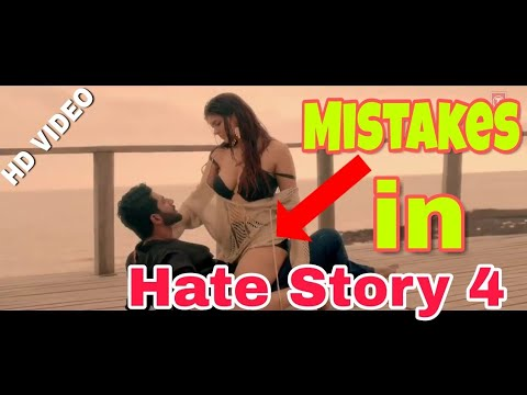 Mistakes in Hate Story 4 Full Movie | Full...