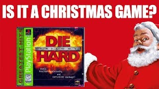Is Die Hard Trilogy A Christmas Game? - Mike and Tony (Mike Matei Live)