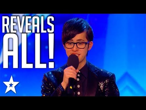 Japanese Magician Reveals All on Britain's Got Talent | Got Talent Global