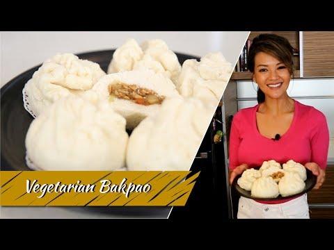 Farah Quinn - Vegetarian Bakpao