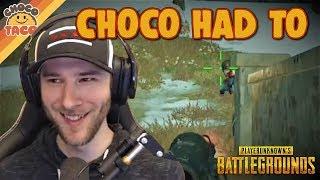 And chocoTaco Was There Also ft. hambinooo - PUBG Gameplay