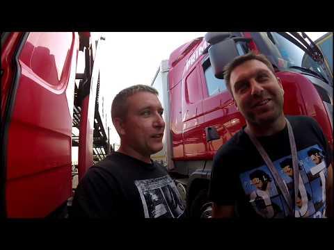 Обзор автовоза Scania. О работе и зарплате на автовозе