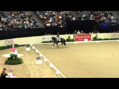 Charlotte Dujardin Valegro World Cup Dressage 2015 Freestyle