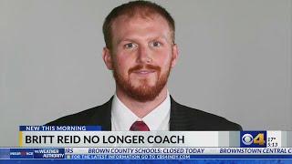 Chiefs Coach Britt Reid No Longer With Team