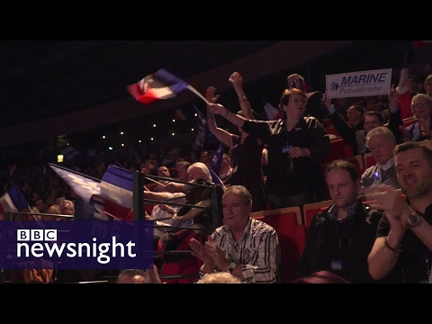 France presidential election: What you need to know - BBC Newsnight
